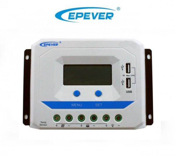 PWD Solar Controller VS6024AU 12 24V-60A