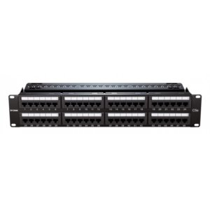 D-Link Cat5e 48port Patch panel