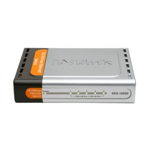DES-1005D D-link 5Port Switch