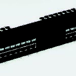 Brand-rex Cat.5e Patch Panel 16port