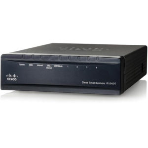 CISCO-RV042G Gigabit Dual WAN VPN Router