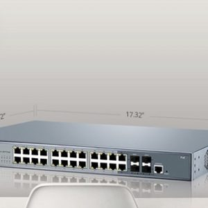 Cisco 24Port+2port Gb Mged PoE Switch