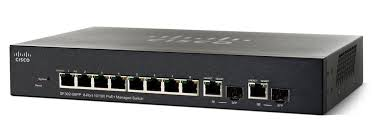 Cisco 8port 10 100 Managed PoE Switch