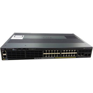 Cisco Catalyst WS-C2960X-24TS-L, 24-Port Gigabit Switch