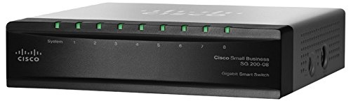 Cisco SB 8port Switch