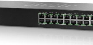 Cisco SB SG110-24, 24-Port Gigabit Switch