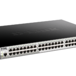 D-LINK 48Port Managed Switch +4GB Port