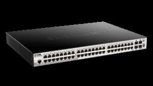 D-LINK 48Port Managed Switch +4GB Port
