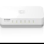 D-LINK 5-Port 10 100Mbps Unmanaged Switch