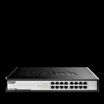 D-Link 16-Port 10 100Mbps Unmanaged Switch