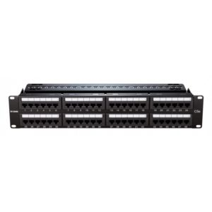 D-Link Cat.5e 48-Port Patch Panel
