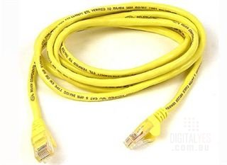 D-Link Cat.6 2m Patch Cord