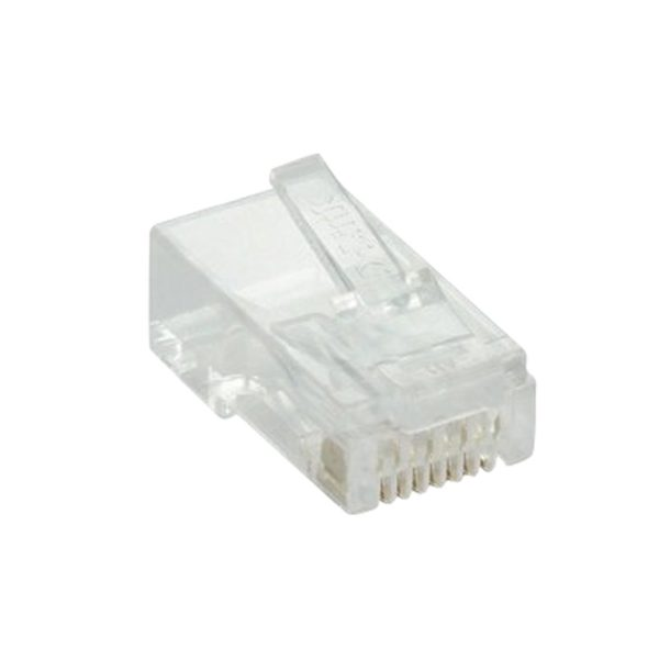 D-Link Cat.6 FTP RJ45 Plug 100pcs Per Pack