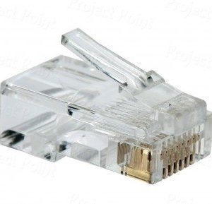 D-Link Cat.6 RJ45 Connector 100pcs