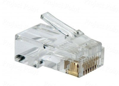D-Link Cat.6 RJ45 Connector 100pcs