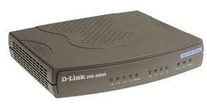 D-Link VOIP Gateway + 1 GSM Port