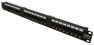 Dintek Cat.6 UTP 48port Patchpanel