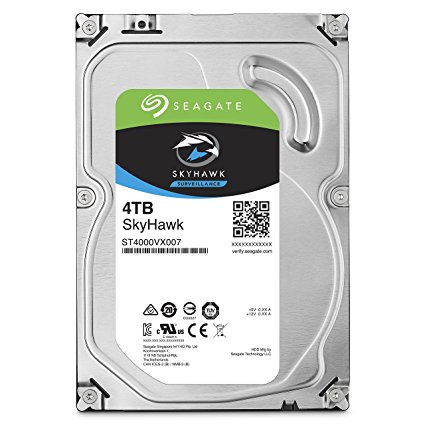 HIKVISION ST4000VX000(4TBHDD)(Seagate)