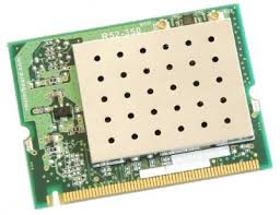 MIKROTIK-R52H High Power MiniPCI Card