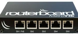 MIKROTIK-RB450 RouterBOARD