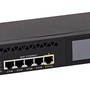 MIKROTIK RouterBOARD 2011UiAS-RM with 1U Rackmount