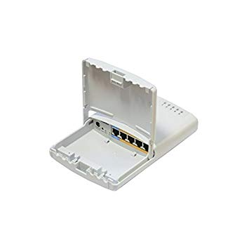 Mikrotik RB750P-PBr2 PowerBox with Outdoor Case UK