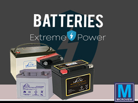 Leoch batteries