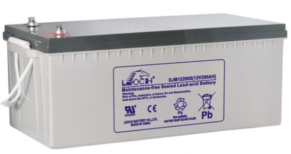 12V-200ah-Maintenance-Free-Sealed-Lead-Acid-Battery